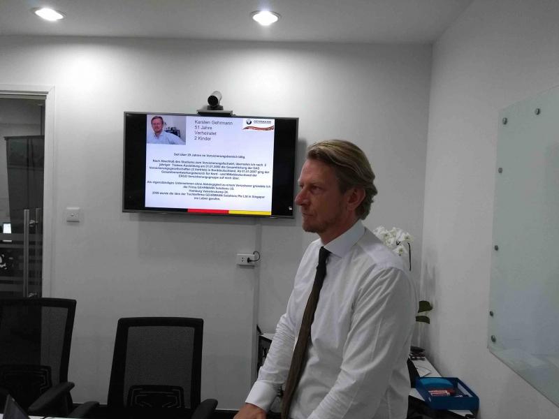 Karsten Gehrmann, Gehrmann Solutions Insurance Brokers