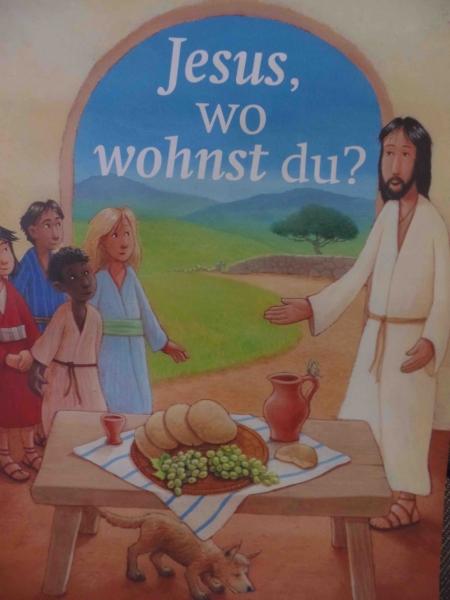 Jesus wo wohnst Du?