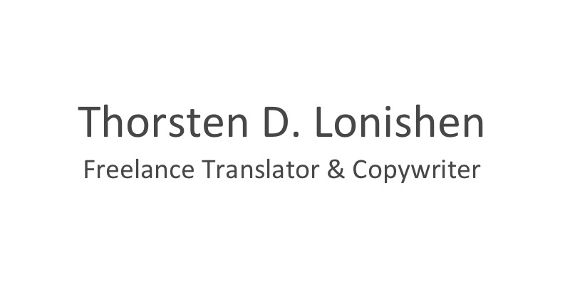 Thorsten Lonishen