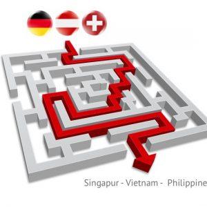 Handelsregister Singapur?
