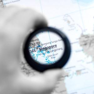 Wo ist eigentlich Singapur?