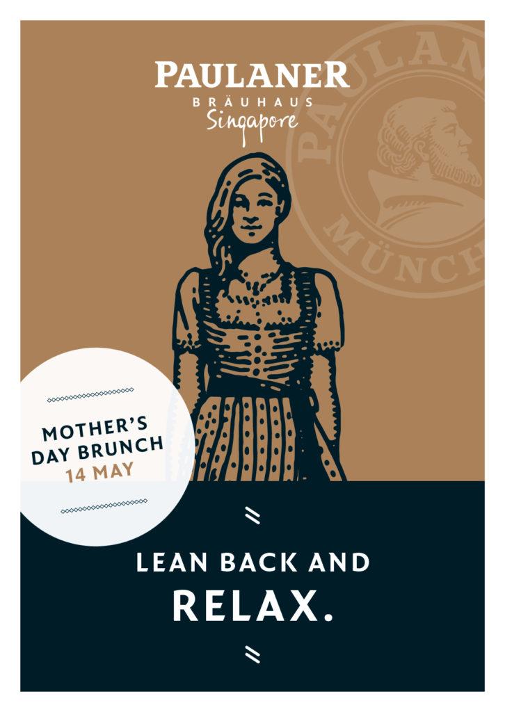 Auch in Singapur ist am 14. Mai Muttertag!