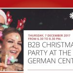 Christmas B2B im German Centre
