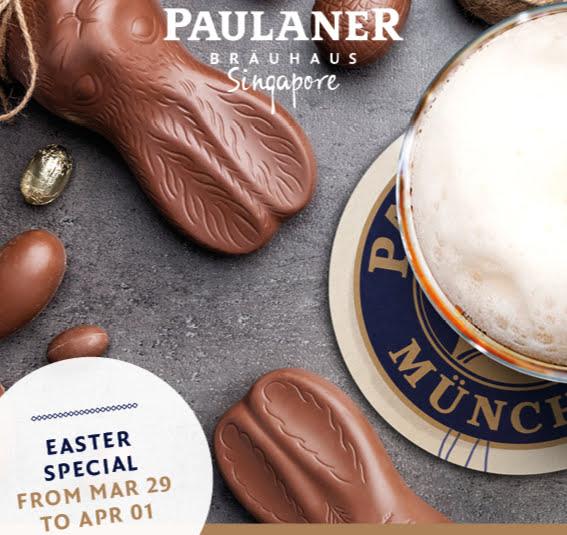 Oster-Special @ Paulaner Bräuhaus!
