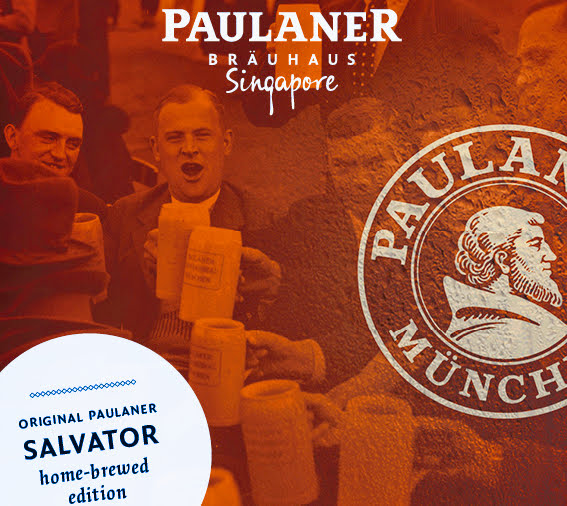 Salvator Bräuhaus Edition!