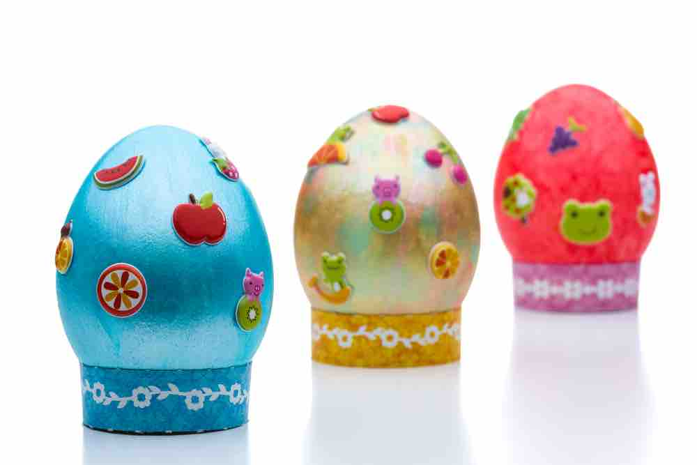 Frohe Ostern :-)
