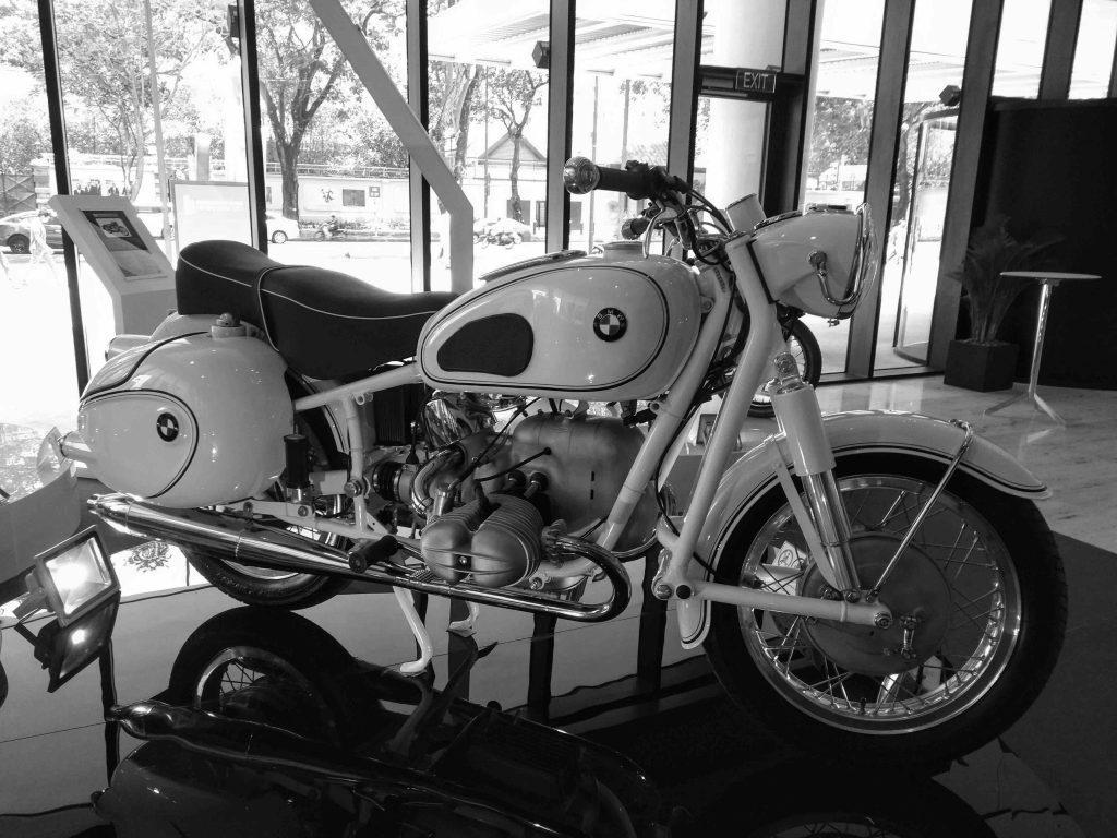 BMW Motorrad Show in Ho Chi Minh City