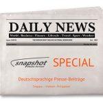 Achtung: Special-Medienecho zum Thema DSGVO