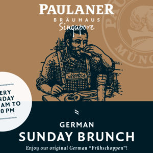 No more boring Sundays – Brunch im Paulaner Bräuhaus!