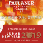 Chinese New Year @ Paulaner