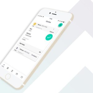 The fast and secure solution to sell crypto for businesses and private individuals alike