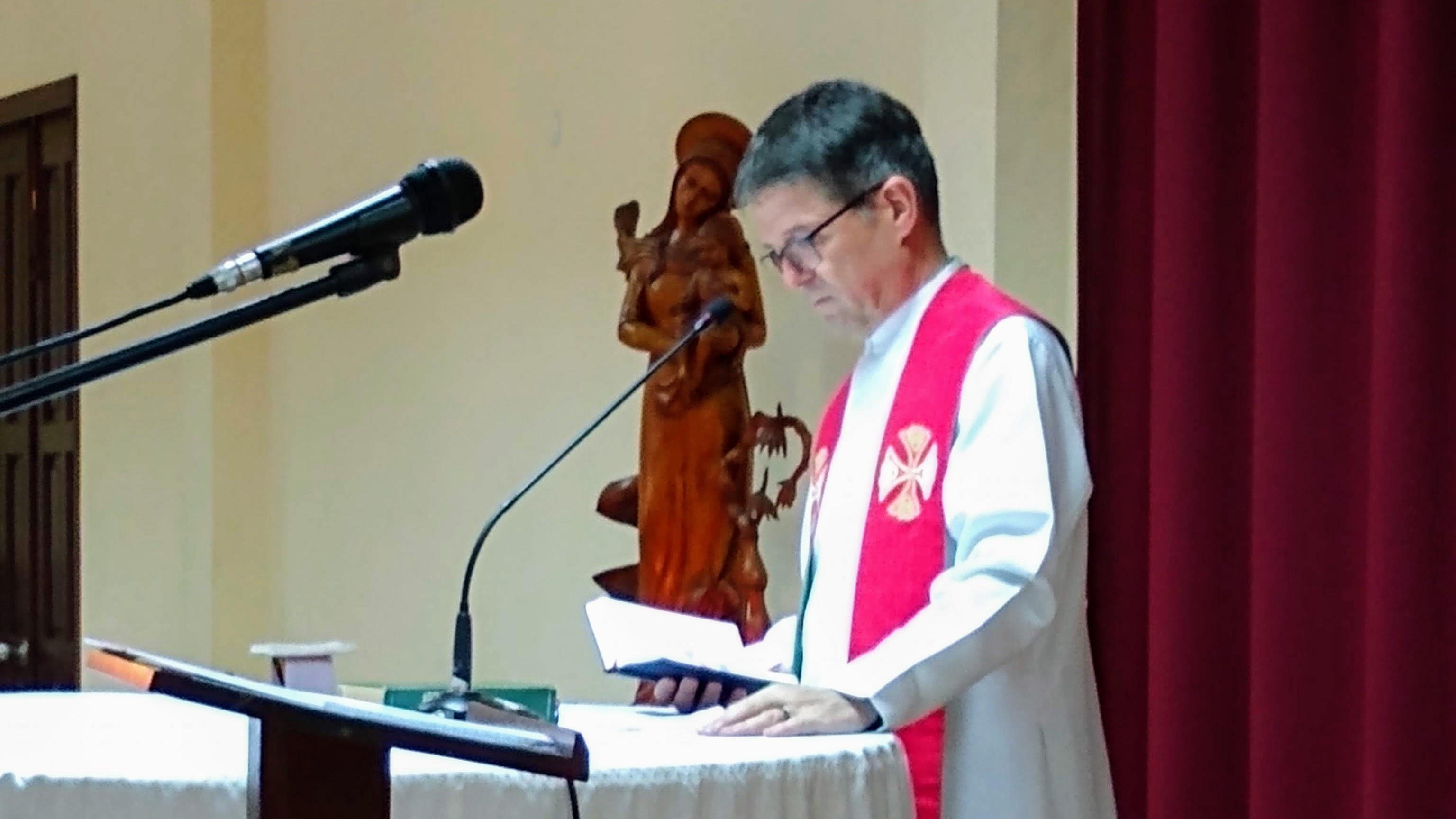 Pfarrer Fogl kehrt zurück nach Deutschland