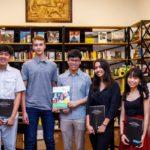 ERSTER IB-DIPLOM-JAHRGANG DER IGS IN HO CHI MINH CITY